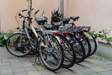 Every guest can use bicycles to explore the town and the cycle path along the Elbe river for free