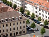 The Neustaedter Barockviertel District - a lively residential and business borough