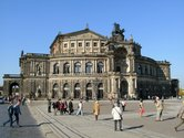 Die Dresdner Semperoper